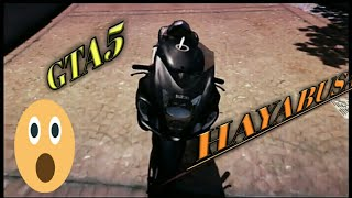 "Gta 5  ""rare hayabusa bike location in gta 5 store mode"