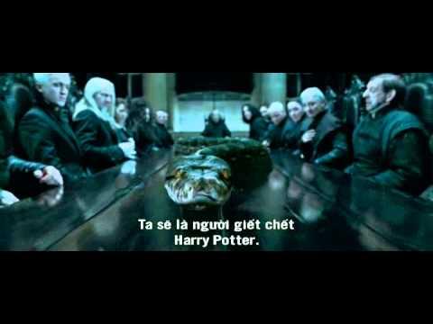 Harry Potter và Bảo Bối Tử Thần : Phần 1 Trailer - MegaStar Cineplex Vietnam