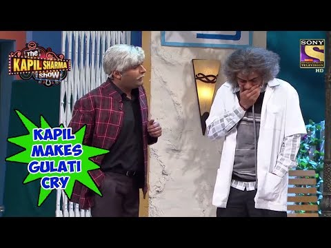 Kapil Reminds Gulati Of His Past - The Kapil Sharma Show