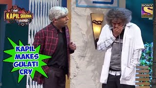 Kapil Reminds Gulati Of His Past - The Kapil Sharma Show