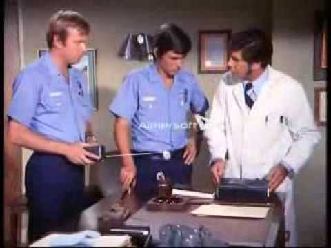 Emergency! Randolph Mantooth Priceless Prank