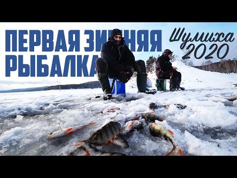 Шумиха - А мы пойдем налево! Первая зимняя рыбалка 2020!