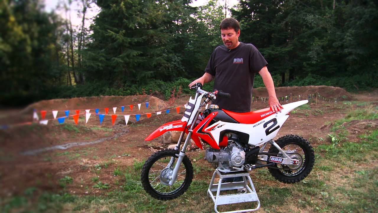 Bbr Presents The New Long Awaited 2013 Honda Crf110 Youtube