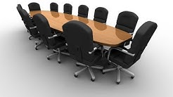Modern Conference Room Chairs with Wheels - Seeing is Believing!