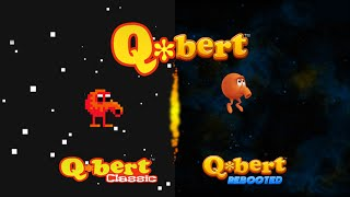 Qbert Rebooted (by Sideline Amusement) - iOS / Android - HD Gameplay Trailer