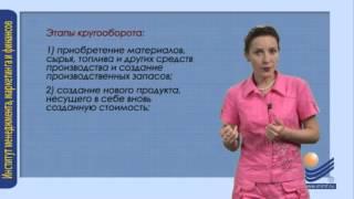 видео Источники формирования оборотных средств (ОБС).