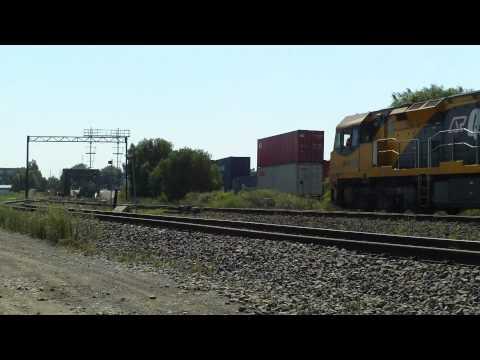 Trainspotting around Melbourne - Australian trains and railways