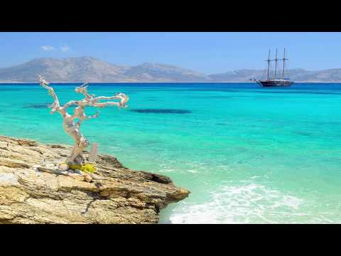 Best islands in Greece for relaxing holidays
