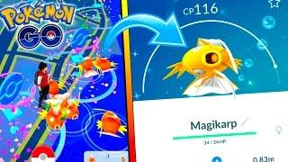 HOW HARD IS IT TO GET A SHINY POKEMON IN POKEMON GO? New Pokemon Go Shinies + Event Farming!