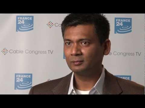 Interview with Balan Nair, Liberty Global at Cable Congress 2012