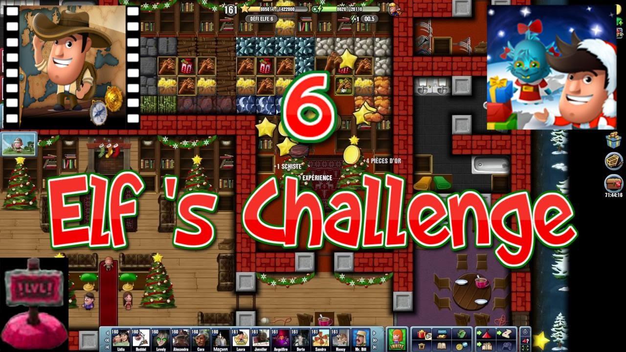 Diggys Adventure Christmas 2020 Challenge 6 Christmas 2016~] # Elf's Challenge 6 Diggy's Adventure   YouTube