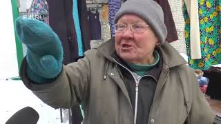 В киоске на Птицефабрике живёт пенсионерка, которая 20 лет числится мёртвой