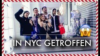 MIT DER CREW IN NEW YORK 😱😂  02-03.12.2018   DailyMandT