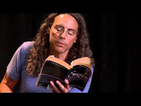 Tom Shadyac reading poetry