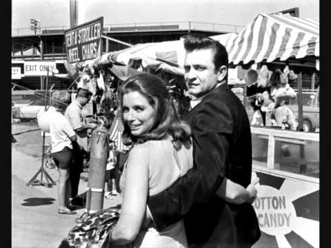 June carter cash root hog or die youtube for Pictures of johnny cash and june carter