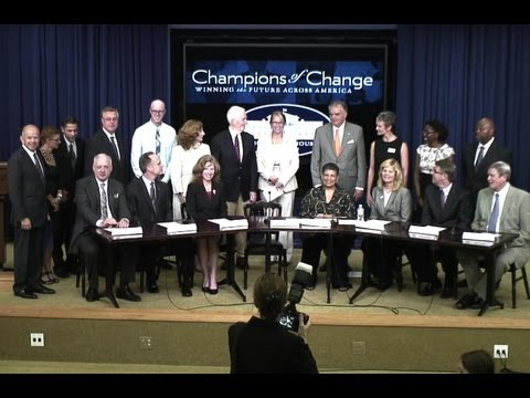 White House Transportation Innovators Champions of Change