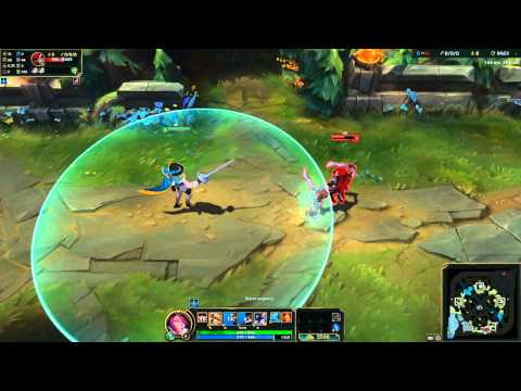 Royal Guard Fiora Skin Spotlight (2015) - League of Legends