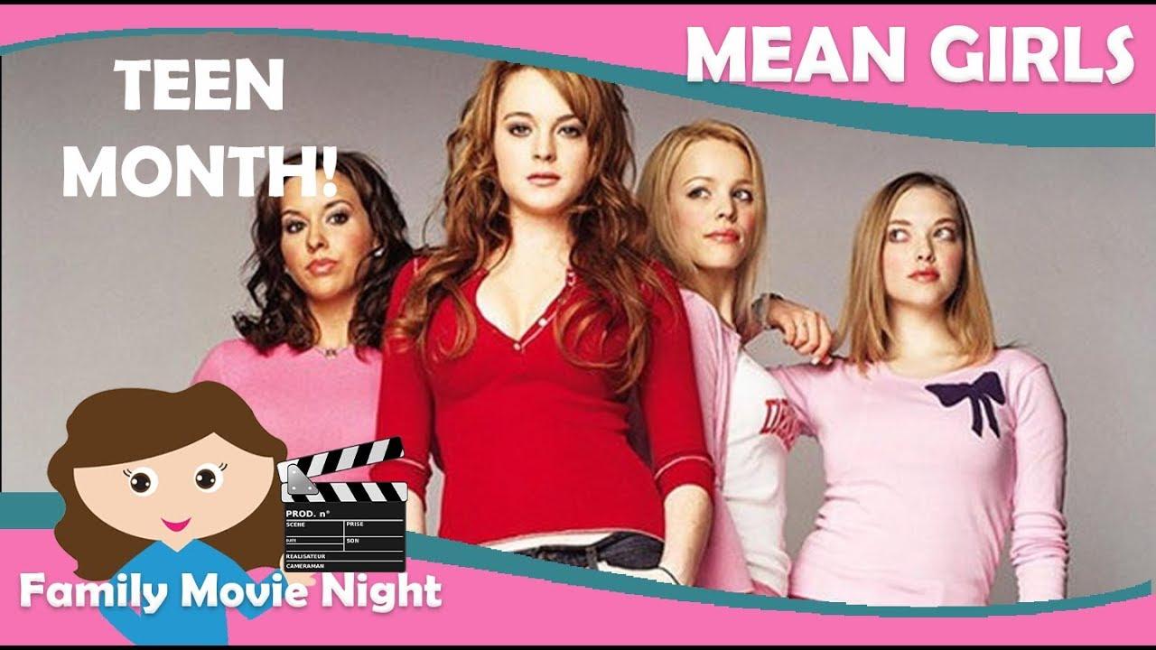 Guy teen movie night