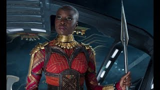 Okoye - All Fight Scenes | Black Panther