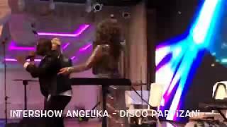 INTERSHOW ANGELIKA - Disco Partizani cover