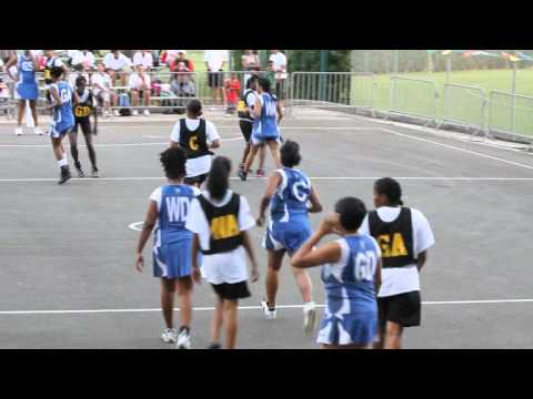 #2 Netball Bermuda October 15 2011