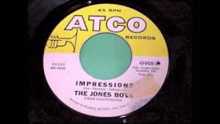 JONES BOYS-IMPRESSIONS