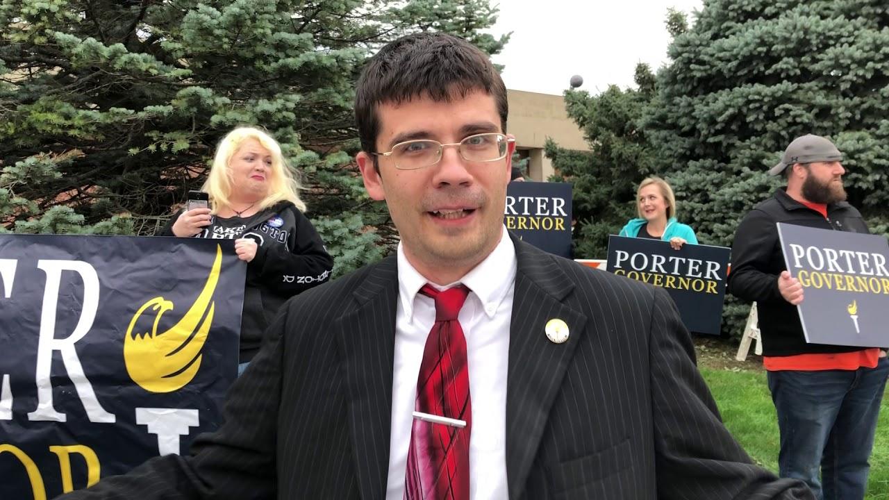 Watch & Recap: Kim Reynolds vs  Fred Hubbell, First Iowa