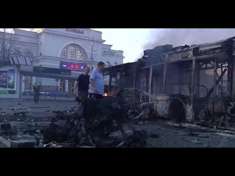 Ukraine military facing 'overwhelming odds'
