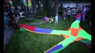 видео организация детских праздников киев