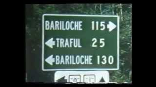 Marzo - Abril de 1972  - CAMINO DE LOS 7 LAGOS (Ruta Nacional 234, Neuquen, Argentina,