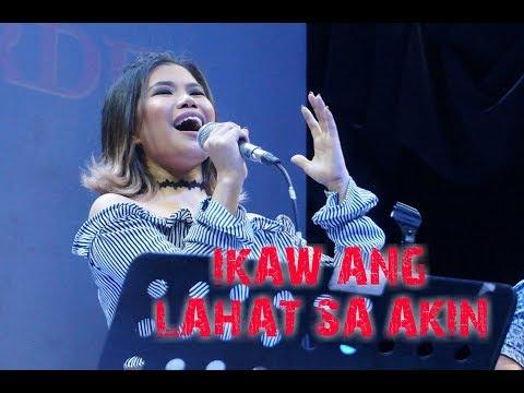 KATRINA VELARDE - Ikaw Ang Lahat Sa Akin (The MusicHall Metrowalk | June 20, 2018) #HD720p