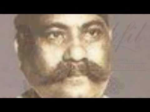 Ustad Bade Ghulam Ali Khan... Thumari In Manjh Khamaj.