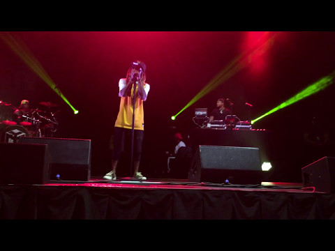 4 - Go DJ & HYFR - Lil Wayne (Live in Boone, NC - 04/12/17)