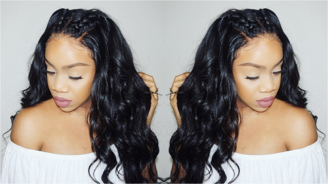 how to restyle brazilian straight hair | 3 cute hairstyles ft dsoar hair