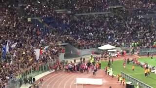Lazio-inter 2-3: ultimi minuti, più fischio e festa finale tutto in live