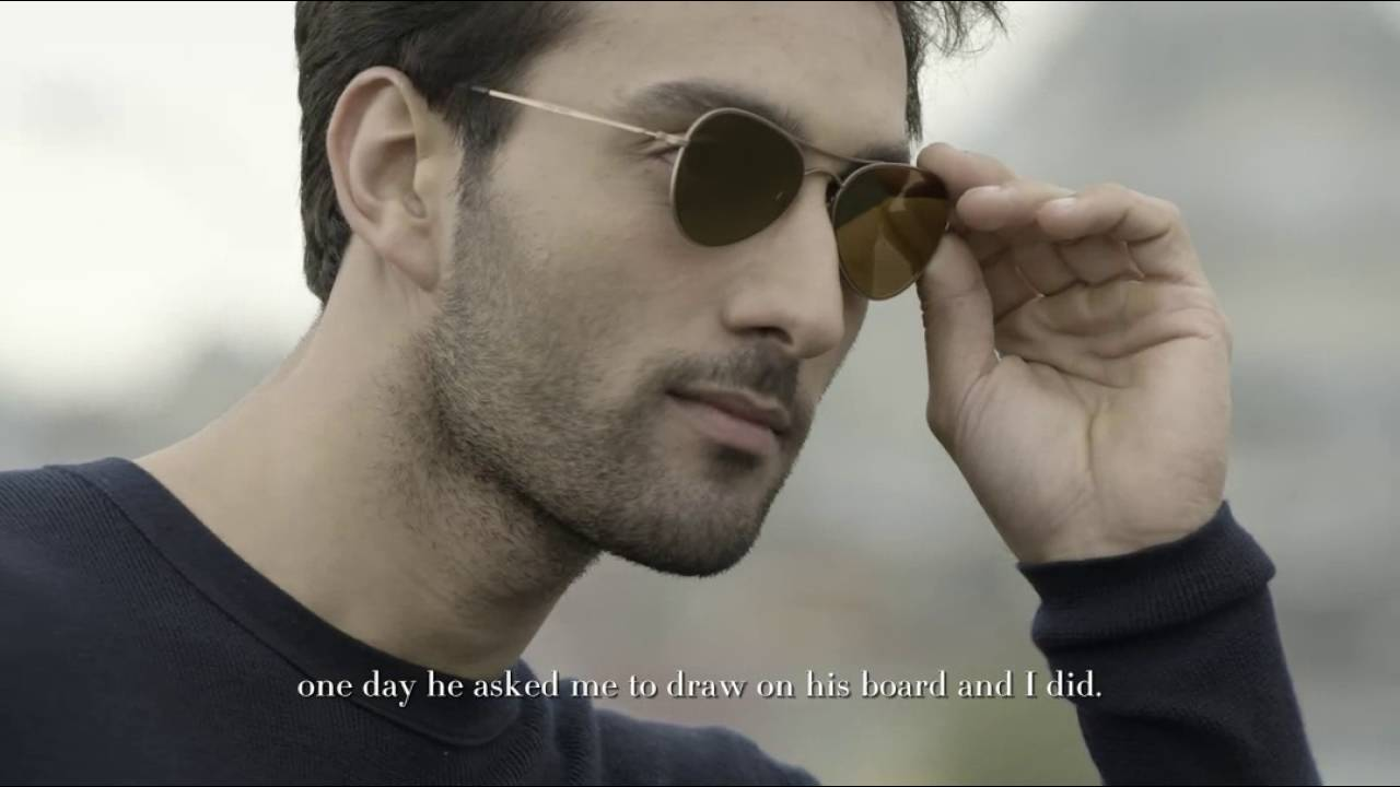 49c1284709 Giorgio Armani - Frames of Life - 2016 Campaign - Caner from Turkey -  YouTube