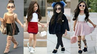 HIGH CLASS FASHION Dresses For Baby GIRLS | Cute Stylish Outfits For Little Baby Girls | TrendyIndia