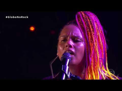Rock In Rio 2017  Alicia Keys  IF I AINT GOT YOU