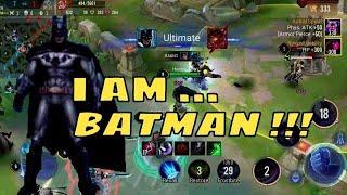 Batman Kesatria Gotham Aaaargh ... | Arena of Valor #AOVINDO #ROV #AOV
