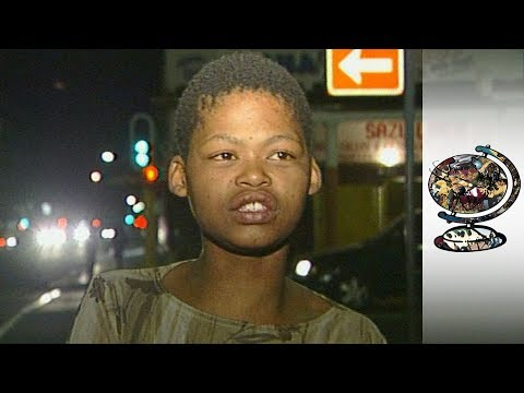 Pretoria's Child Sex Workers (2001)