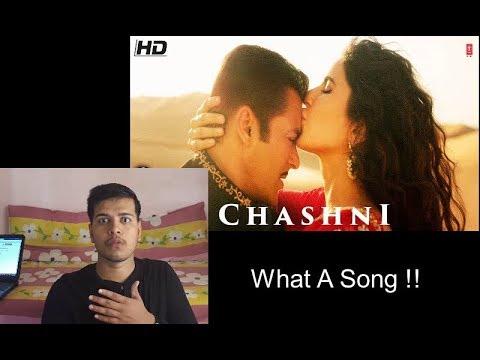 Chashni Song Reaction- Bharat | Salman Khan| Katrina | Vishal & Shekhar| Abhijeet Srivastava