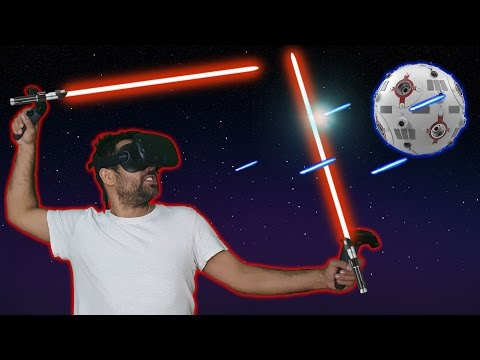 LightBlade VR - Sable Laser en Realidad Virtual -  HTC Vive