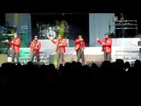 New Edition Live At Barclay's Center July 9, 2016