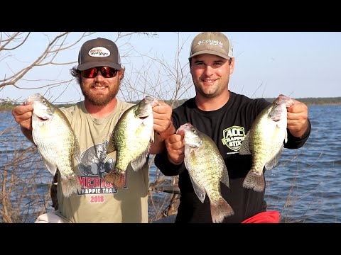 Catch Crappie In The Fall With ONE Pole On Truman Lake