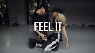 Feel It - Jacquees / Isabelle X Shawn Choreography