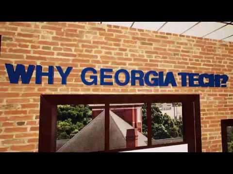Graduate Studies in Mechanical Engineering at Georgia Tech