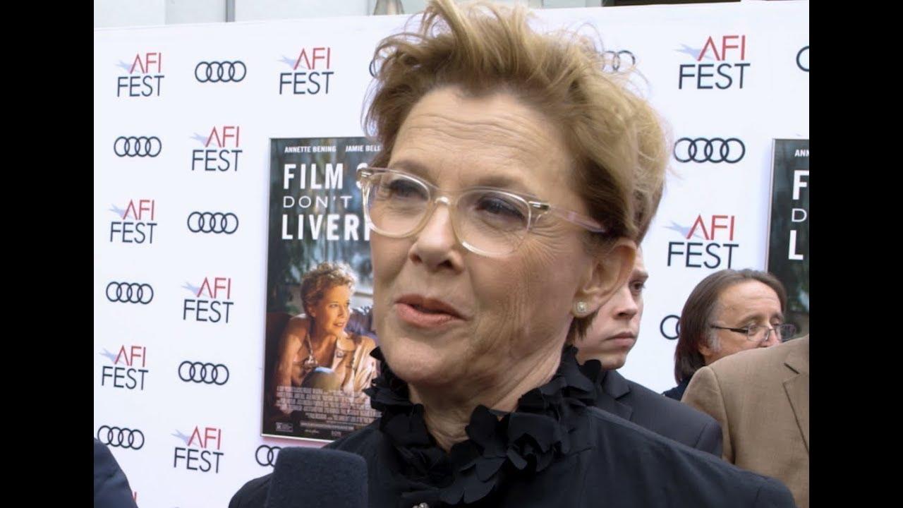 FILM STARS DON'T DIE IN LIVERPOOL Interviews: AFI FEST 2017