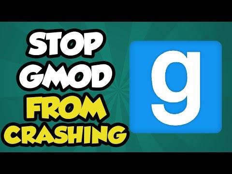 Garrys Mod CRASH FIX 2016 - How To Stop GMOD From Crashing (Garrys Mod  Crash Fix 2015)