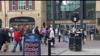 Lift the City - a Catholic Eucharistic flash mob