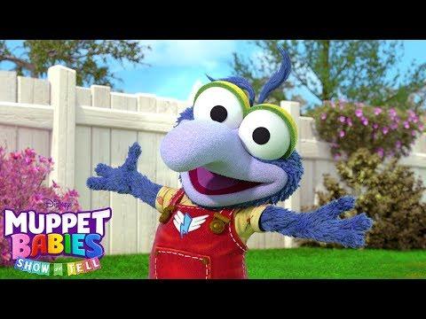 Gonzos Show and Tell  Muppet Babies  Disney Junior